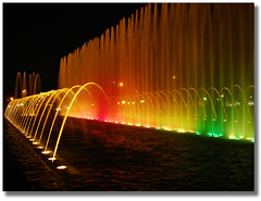 Agua,luces y colores (Errlucho) Tags: