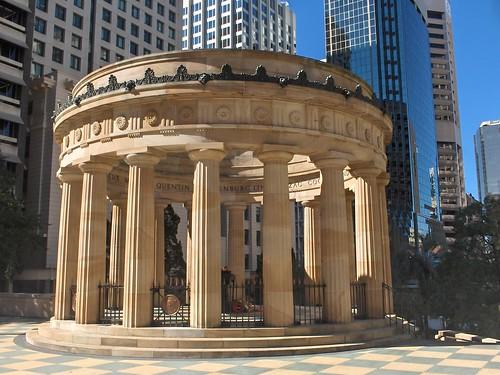 Memorial Brisbane