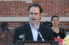 Santa Cruz Mayor Ryan Coonerty