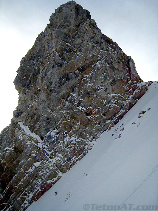Reed skiing Teepee Glacier