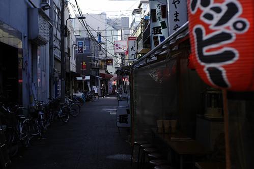 浅草・街の匂い