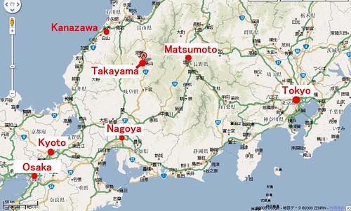 takayama location