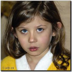 Chagrin de Salomé: ma petite fille... - by |JL62|