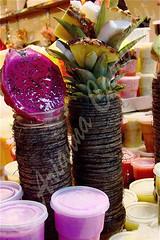 Barcelona (ariannacascinelli) Tags: world fruit wonderful spain market juice frutta colori mercato spagna succo coulors naturalmente