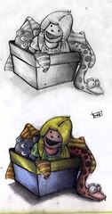 Giochi (Vito Ivan Mammano) Tags: art pencil graphic artistic designer sketchbook napoli draw disegno diario olio vito pittura bisa creatività progettazione caltanissetta pastelli mammano mammanovito vitomammano mammanovitoit