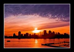 Dream (DP Photography) Tags: newyork sunrise skies dream nyskyline hudsonriver soe downtownmanhattan flickrsbest theunforgettablepictures debashispradhan dpphotography dp photography