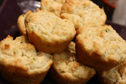 Cheddar & Chive Biscuits 2