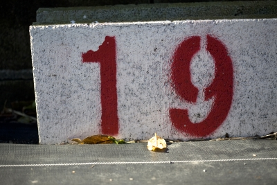 counting again, 19