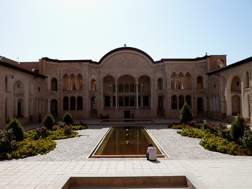 palacete de kashan