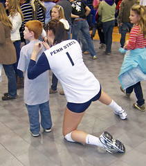 Wreck Hall goes Beserkley! (38) (b.chillin) Tags: bigten womensvolleyball collegevolleyball nicolefawcett pennstatevolleyball bigtenvolleyball thehotfawcett