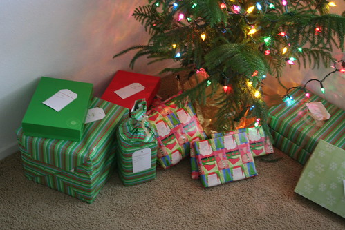 Wrapped and ready
