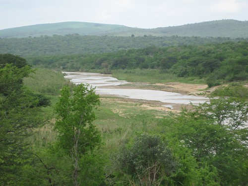 Black Imfolozi river