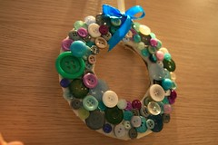 IMG_0264 (Ideen dom) Tags: buttons buttonwreath