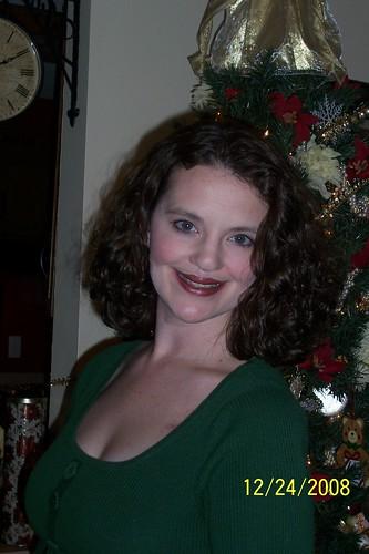 Fran Xmas 2008