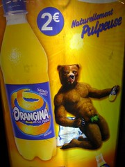 Orangina is SEXY!