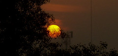 Sunset (Parnashree ( Shree)) Tags: eve light sunset sky sun color colour nature set night start sunrise dark spectacular evening amazing twilight day close view shot sundown natural dusk scenic end rise incredible nightfall gloaming eventide crepusular india end flickrsmasterpieces