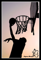 Basketball (Najwa Marafie - Free Photographer) Tags: sport ball basket 2008 2009 najwa aplusphoto marafie