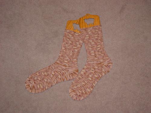 Mocha Chai Socks