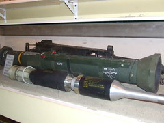 AT4 Rocket Launcher (nick123n) Tags: auto museum war military volo rocket combat zone launcher at4