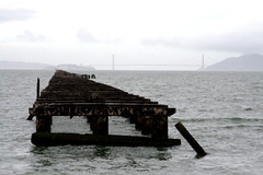 View from Berkeley Pier
