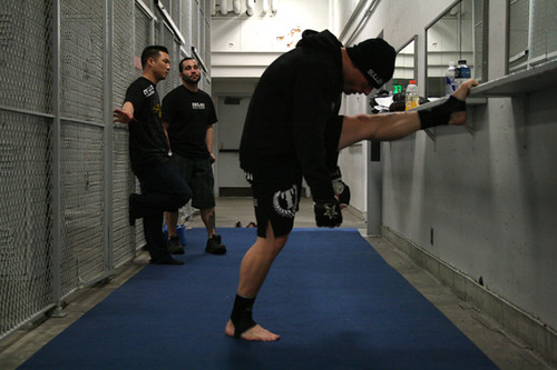 Interview with OC Fighter: Thomas Kenney