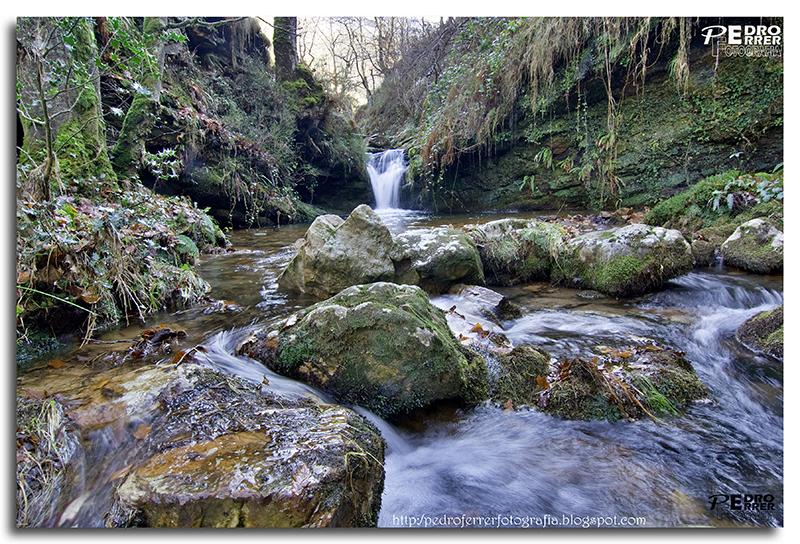 Cascada Barcenillas