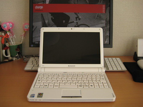 ideapadとMacintosh