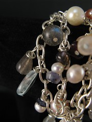 gemstone charms closeup (by Simbel_myne)