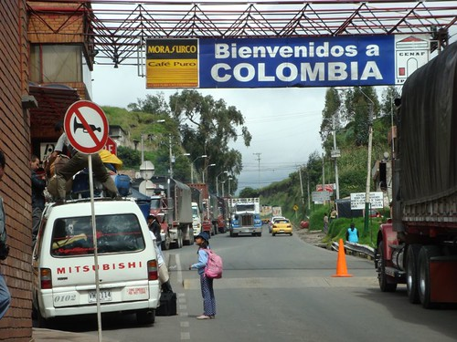 Welcome to Colombia, my WT country #30...