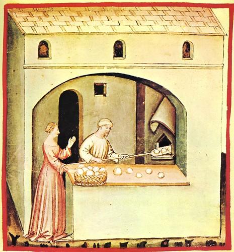 015- El pan alimento basico en la Edad Media-TACUINUM SANITATIS- Biblioteca Casanetense Ms. 4182