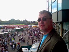 Captain Tweed at Twickenham