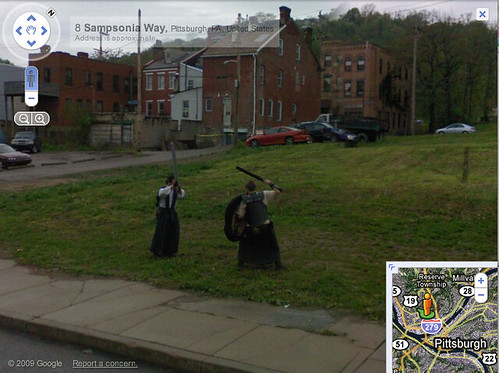 Naked people on google street view picture 79