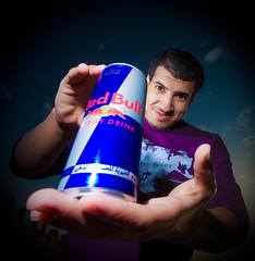 Energy Drink - Just For You ! (Essa Al-Sheikh - @Bo3awas) Tags: canon wings energy angle drink wide super kuwait redbull 1022 alsheikh eissa 40d aldoha theunforgettablepictures