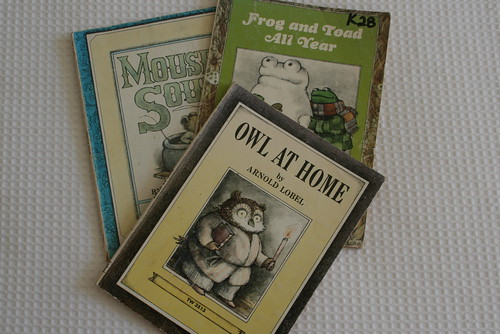 Arnold Lobel books