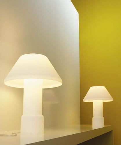 Modern lighting: Lampyre lamp by Ligne Roset