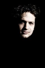 Ben Rhodes (ElseKramer) Tags: portrait music black contrast high shadows ben background dramatic website singer rhodes songwriter elsekramerphotographybenrhodes