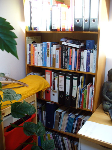 Feng Shui Bookcase In Living Room