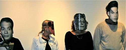 Mask Performance at Influx Curated