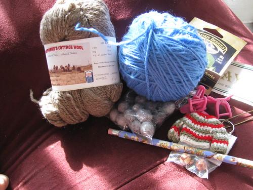 Yarn ball 1