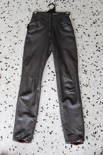 leather pants $10