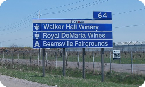 Canada Vineyards