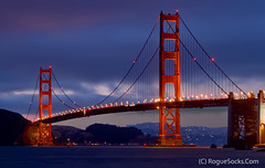 golden-gate-bridge-at-night-with-lights-and-purple-fog-001.jpg (RogueSocks) Tags: ocean sanfrancisco california bridge usa cloud beach water weather fog night bay coast sand pacific cloudy dusk shoreline overcast pacificocean goldengatebridge shore goldengate sanfranciscobayarea ggbridge sanfranciscobay pacificcoast californiacoast timeofday goldengatenight goldengatelights