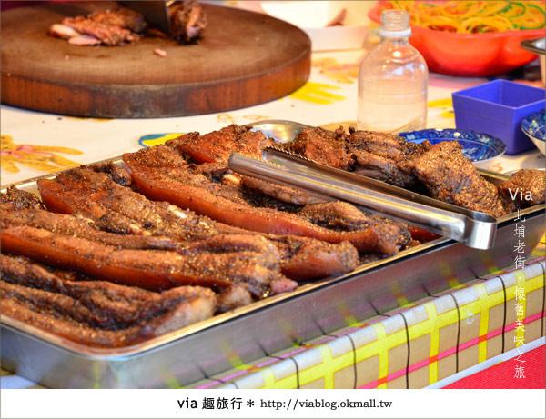 【新竹一日遊】北埔老街~在古廟舊巷內尋找專屬客家的美食10