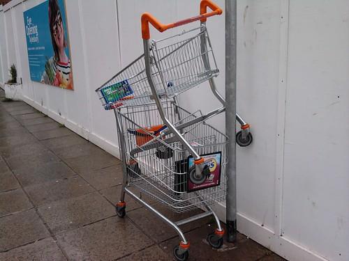 Trolleys in Aylesbury
