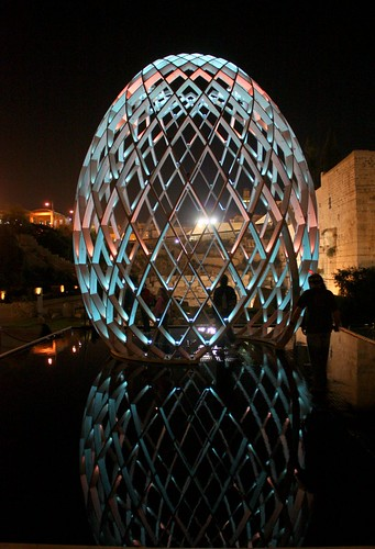 Jerusalem Light Exhibition 2011