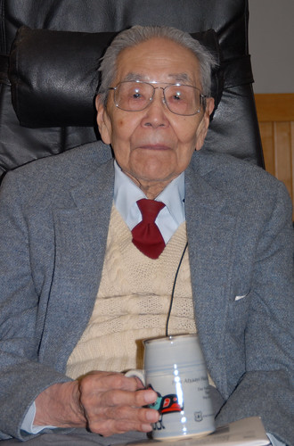 The Forest Service fondly remembers the contributions of  Dr. Walter A. Soboleff, a centenarian deeply revered and Tlingit elder, who died last month at the age of 102.