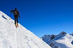 Verso il Cielo (Roveclimb) Tags: mountain snow alps ticino neve cai inverno alpi montagna scialpinismo skialp airolo poncione bedretto gilardoni poncionevalpiana