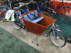 Raincity Bikes @ Green Living Show 2008