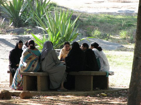 women's conference lalbagh 010308