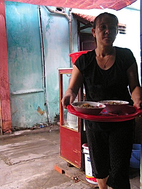 Pho in Hoi An